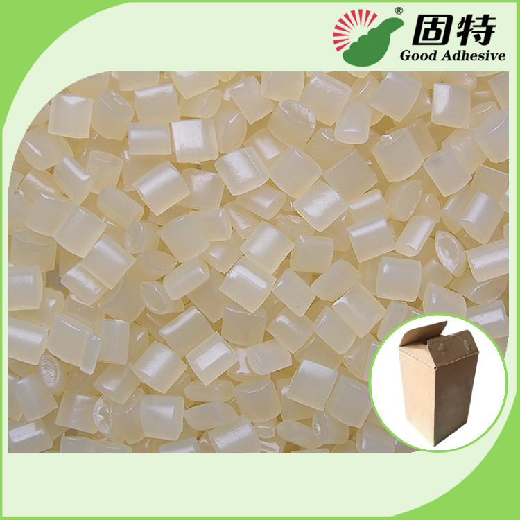 Box EVA Hot Melt Adhesive Pellets Used With Semi Automatic Machine